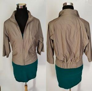 Calvin Klein Lightweight crop jacket
